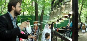 Престольный праздник в храме Иоанна Предтечи села Раменье. Московская область. 7 июля